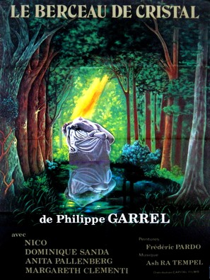 Le berceau de cristal - French Movie Poster (thumbnail)