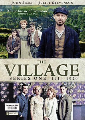 """The Village"" - DVD movie cover (thumbnail)"