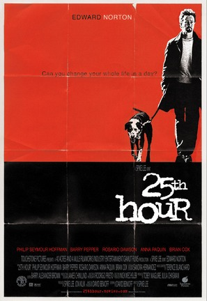 25th Hour - Movie Poster (thumbnail)