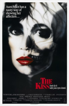 The Kiss - Movie Poster (thumbnail)
