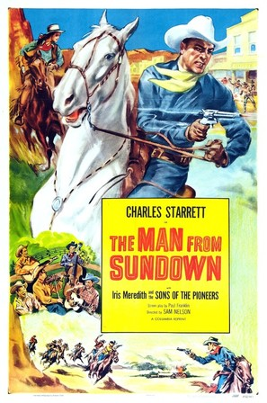 The Man from Sundown - Movie Poster (thumbnail)