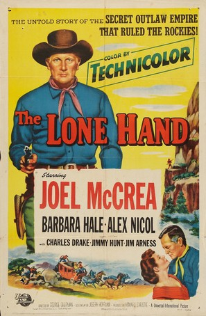 The Lone Hand - Movie Poster (thumbnail)
