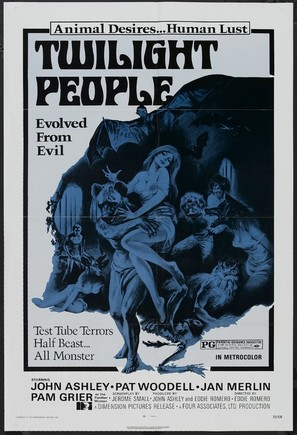 The Twilight People - Theatrical poster (thumbnail)