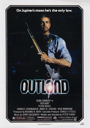 Outland - Movie Poster (thumbnail)