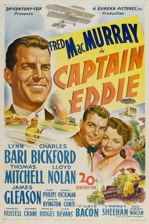 Captain Eddie - Movie Poster (thumbnail)