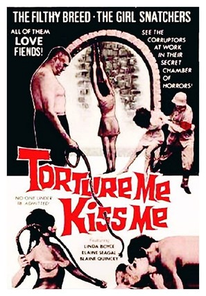 Torture Me, Kiss Me - Movie Poster (thumbnail)
