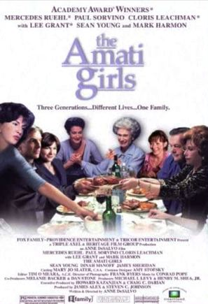 The Amati Girls - Movie Poster (thumbnail)
