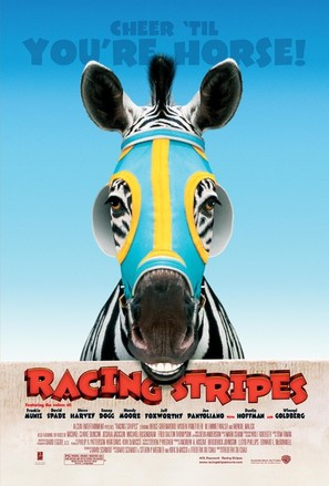Racing Stripes - Movie Poster (thumbnail)