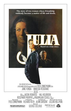 Julia - Movie Poster (thumbnail)