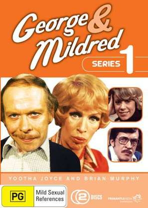 """George & Mildred"" - Australian DVD cover (thumbnail)"