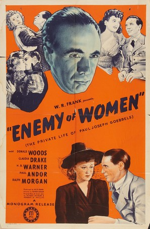 Enemy of Women - Movie Poster (thumbnail)