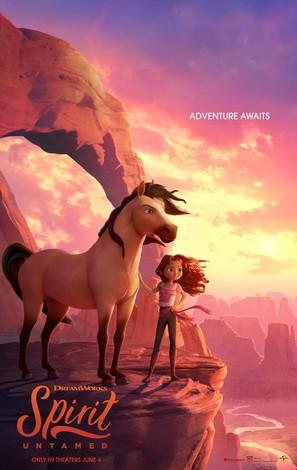 Spirit Untamed - Movie Poster (thumbnail)
