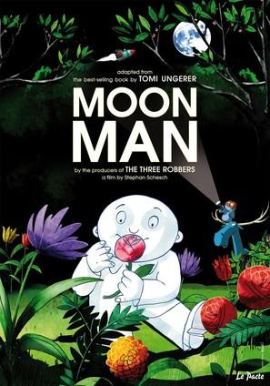 Der Mondmann - British Movie Poster (thumbnail)