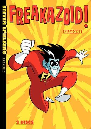 """Freakazoid!"" - Movie Cover (thumbnail)"