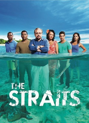 """The Straits"" - Australian Movie Poster (thumbnail)"