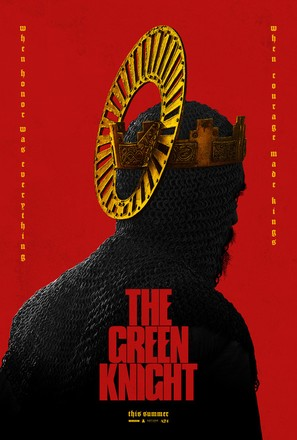 The Green Knight - Movie Poster (thumbnail)