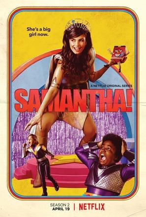 """""""Samantha!"""""""