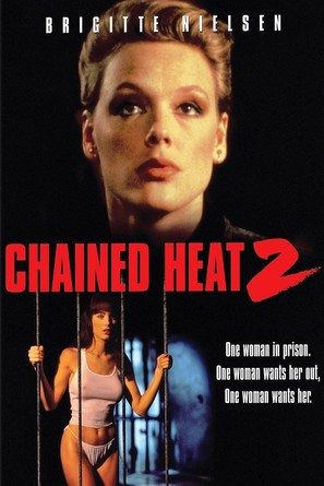 Chained Heat II - DVD movie cover (thumbnail)