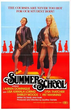 Summer School - Movie Poster (thumbnail)
