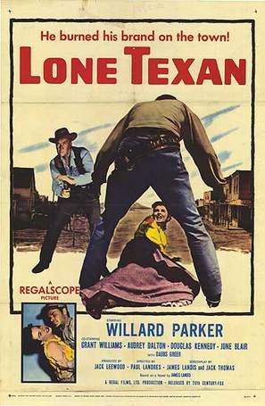 Lone Texan - Movie Poster (thumbnail)