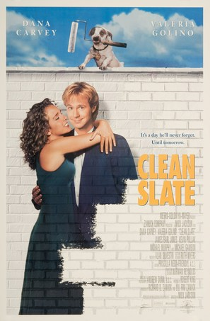 Clean Slate - Movie Poster (thumbnail)