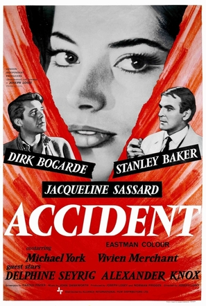 Accident - British Movie Poster (thumbnail)