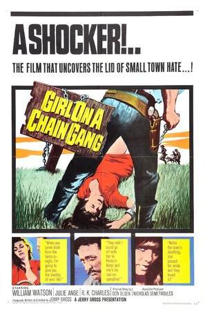 Girl on a Chain Gang - Movie Poster (thumbnail)