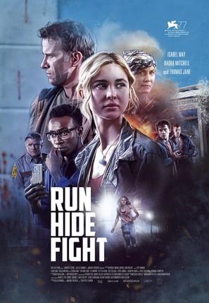 Run Hide Fight - Movie Poster (thumbnail)