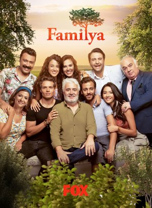 """Familya"" - Turkish Movie Poster (thumbnail)"