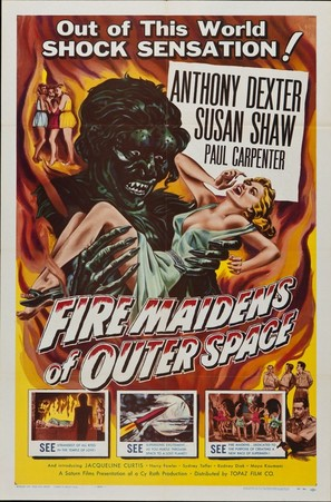 Fire Maidens from Outer Space