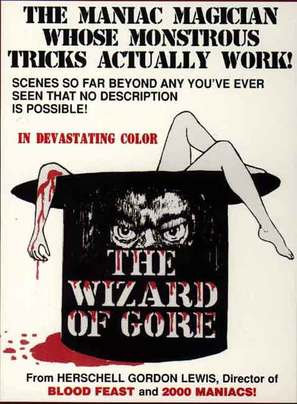 The Wizard of Gore - Movie Poster (thumbnail)