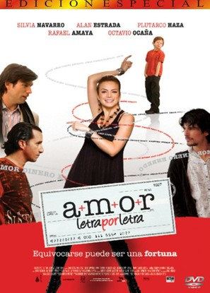 Amor letra por letra - Mexican Movie Cover (thumbnail)