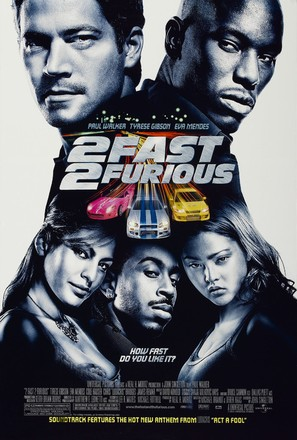 2 Fast 2 Furious - Movie Poster (thumbnail)