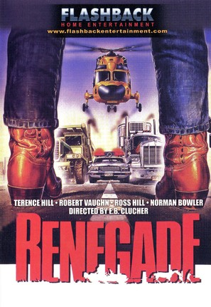 Renegade - Movie Poster (thumbnail)