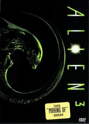 Alien 3 - Finnish DVD movie cover (thumbnail)