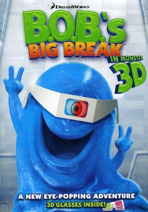 B.O.B.'s Big Break - DVD cover (thumbnail)