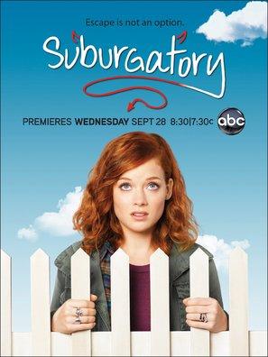 """Suburgatory"" - Movie Poster (thumbnail)"