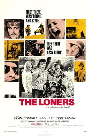 The Loners - Movie Poster (thumbnail)