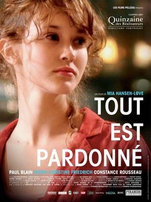 Tout est pardonnè - French Movie Poster (thumbnail)