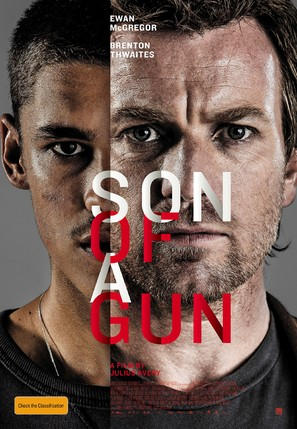 Son of a Gun - Australian Movie Poster (thumbnail)
