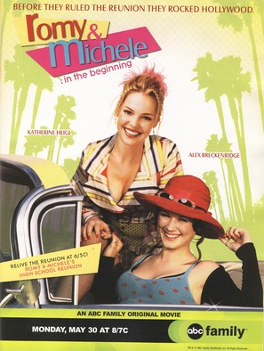 Romy and Michele: In the Beginning - Movie Poster (thumbnail)