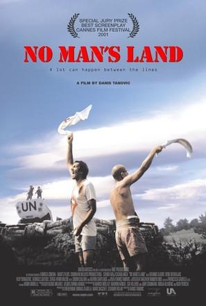 No Man's Land - Movie Poster (thumbnail)