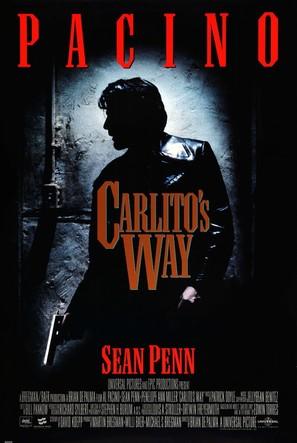 Carlito's Way - Movie Poster (thumbnail)