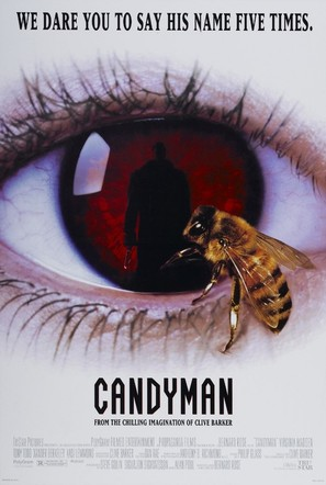 Candyman - Theatrical movie poster (thumbnail)