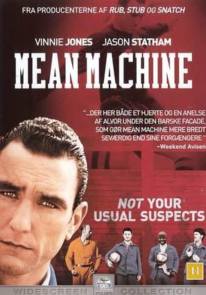 Mean Machine - Danish DVD movie cover (thumbnail)