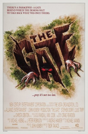 The Gate - Movie Poster (thumbnail)