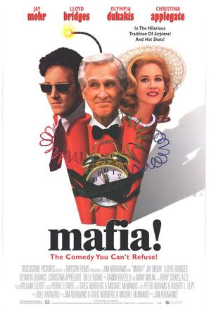 Jane Austen's Mafia! - Movie Poster (thumbnail)