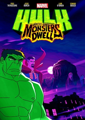 Image result for hulk where monsters dwell