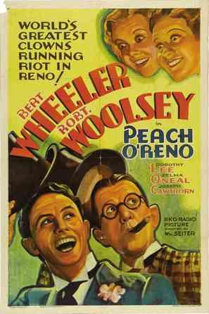 Peach-O-Reno - Movie Poster (thumbnail)