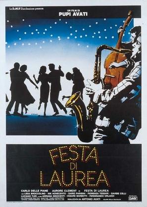 Festa di laurea - Italian Movie Poster (thumbnail)